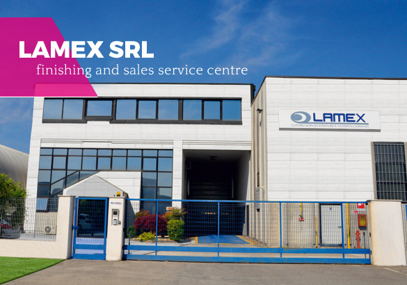 finishing and sales service centre, metal sheets, aluminium sheets, aluminium panels, aluminium profiles
